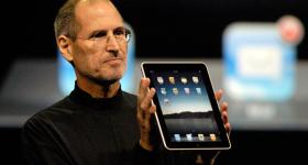 Apple Unveils the iPad 3
